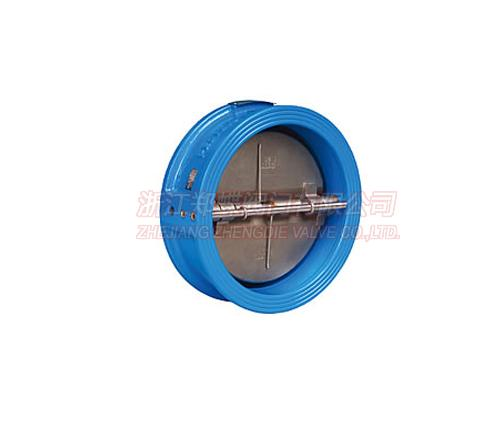 H77X Wafer Butterfly Check Valve