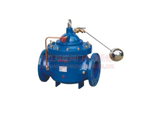 100X Remote Control Ball Float Valve