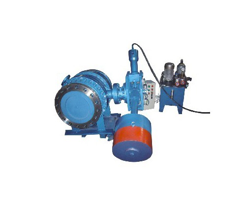 Gravity Hydraulic Control Ball Valve