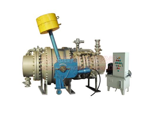 Gravity Ball Valve- Electric Cabinet
