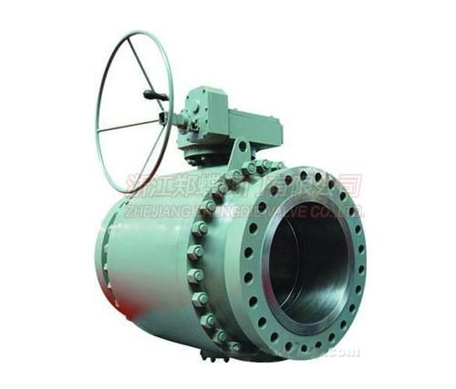Turbo Type Ball Valve
